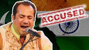 Pakistani Singer Rahat Fateh Ali Khan ACCUSED Of Smuggling Cash In India, Singer Reacts [Video]