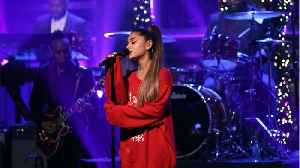 Trending: Ariana Grande's Japanese tattoo is misspelled, Liam Payne and Naomi Campbell go on 'date', and Ashton Kutcher hands ou [Video]