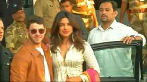 Priyanka Chopra staged 'show-and-tell' so she and Nick Jonas could get to know each other [Video]