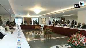 All-party meeting held ahead of Budget Session today [Video]