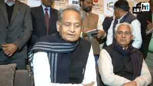 Ramgarh by-poll result: Happy that people took right decision, says CM Ashok Gehlot [Video]
