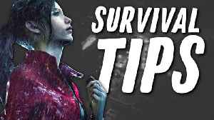 Resident Evil 2 - 10 Tips To Help You Survive [Video]