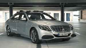 Mercedes-Benz S-Class - The cooperative car [Video]