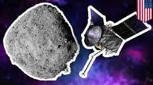 NASA releases new photos of Bennu asteroid [Video]