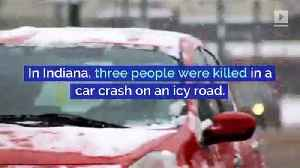 Polar Vortex Claims More Lives [Video]