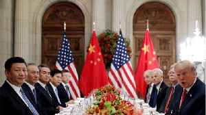 Trump on China Trade Talks: More Access For U.S. Firms [Video]