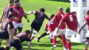 Shota Horie's top five rugby players! [Video]