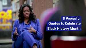 8 Powerful Quotes to Celebrate Black History Month [Video]