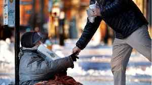 There Are Hundreds Of Thousands Of Freezing, Homeless Americans. Here's How To Help [Video]