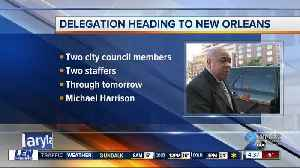 City Council members visiting New Orleans to investigate Harrison [Video]
