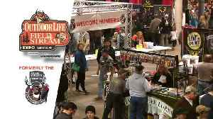 Tickets on Sale for the Michigan Outdoor Life/Field &Stream Expo presented by Suzuki KingQuad [Video]