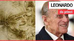 Visitors to a museum claim Leonard Da Vinci painting looks just like Prince Philip [Video]