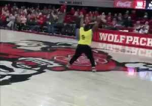 Special Needs Basketball Player Sinks Amazing 3-Point Shot [Video]