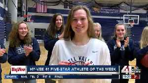 Mill Valley's Claire Kaifes continues to ball out [Video]