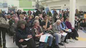 Tensions High At Meeting For Lombard St. Toll [Video]