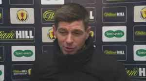 Gerrard pleased to get deals done early [Video]