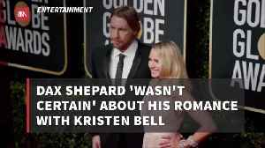 Dax Shepard Almost Walked Away From Kristen Bell [Video]
