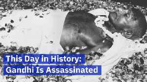 Gandi Was Assassinated: This Day In History [Video]