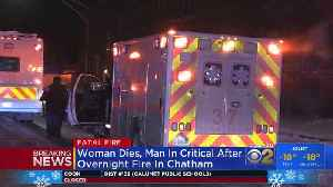 1 Dead, 1 Injured In Chatham Fire [Video]