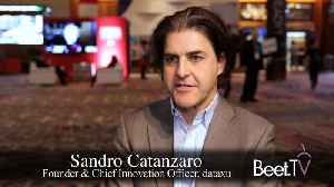 TV Now Serves Both Ends Of Ad Funnel: dataXu's Catanzaro [Video]