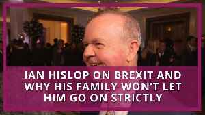 Ian Hislop reveals why he keeps turning down Strictly Come Dancing [Video]
