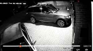 Thieves steal £60,000 keyless car from driveway [Video]