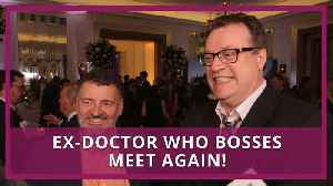 Russell T Davies and Steven Moffat on life after Doctor Who [Video]