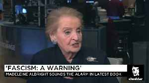 Madeleine Albright: Trump Is the 'Least Democratic President' in Modern U.S. History [Video]