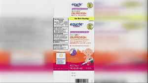Recall Of Infant Ibuprofen Sold At CVS, Walmart Expanded [Video]
