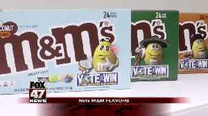 M &M's offering new flavors [Video]
