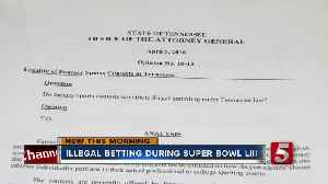 Many Tennesseans unaware of legality of sports gambling [Video]
