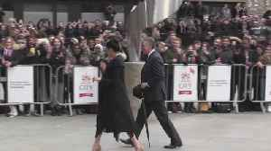 Right Now: Meghan Markle Visits Association Of Commonwealth Universities [Video]