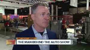 Detroit 2020 Changemaker: Rod Alberts, the man behind the Detroit Auto Show [Video]