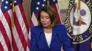 Pelosi digs in: There will be no money for wall [Video]