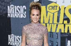 Carrie Underwood is a 'total homebody' [Video]