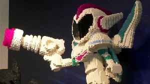 Toymaker Lego to open 80 new shops in China this year [Video]