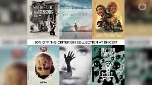 Criterion's New Streaming Service Set For April Launch [Video]