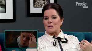 Marcia Gay Harden Takes a Look Back at Her 'Law & Order: SVU' Character On 'Couch Surfing' [Video]