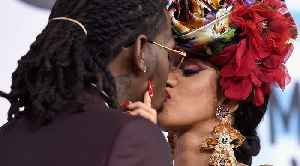 Cardi B & Offset OFFICIALLY Back Together! [Video]