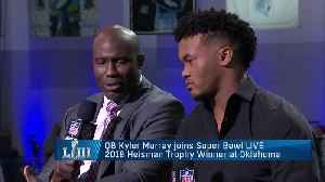 Kyler Murray says decision between NFL Draft, MLB coming 'very soon' [Video]