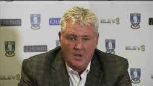 Bruce discusses Sheff Wed ambition [Video]