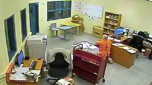 GRAPHIC: Video of inmate hostage situation released by Department of Corrections [Video]