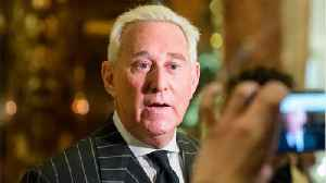 Roger Stone Hints At Fighting Gag Order [Video]