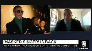 Nick Cannon Has a Dream Guest for 'The Masked Singer': Barack Obama [Video]