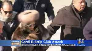 Trending: Cardie B Is Facing The Music [Video]