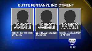 Butte County Residents Indicted for Fentanyl Trafficking [Video]