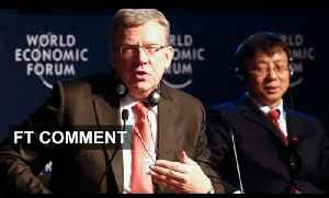 Davos what is the outlook for Russia? | FT Comment [Video]