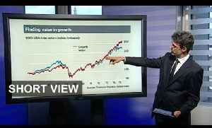 Growth gains, value pains | Short View [Video]