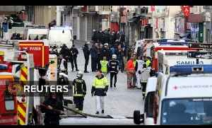 Police in shootout with Paris terrorists | FT World [Video]