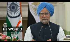 Singh urges optimism from Indian business [Video]